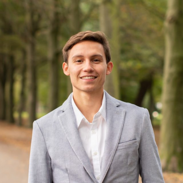 Oliver van der  Meulen